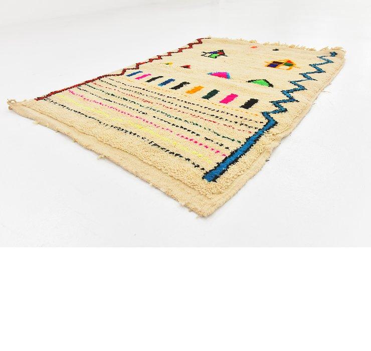 3' 6 x 5' 4 Moroccan Rug