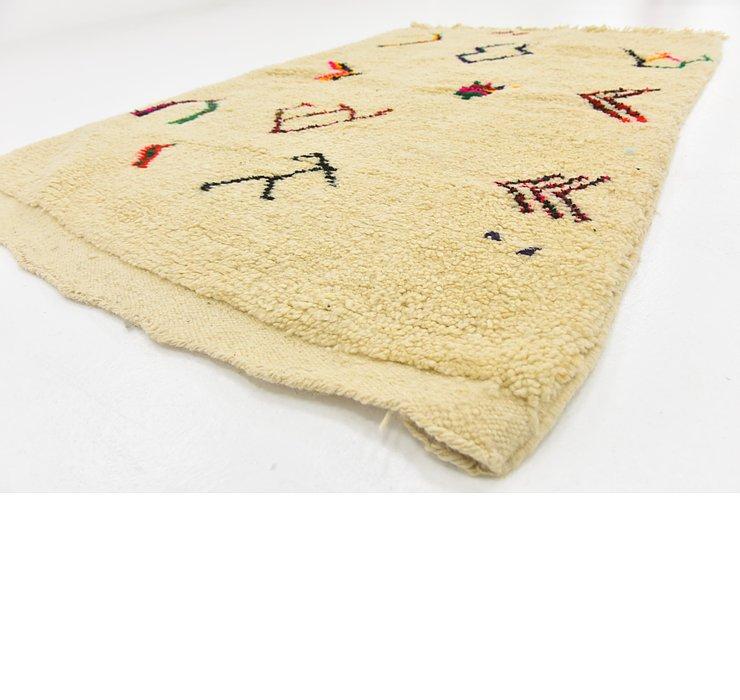 102cm x 150cm Moroccan Rug
