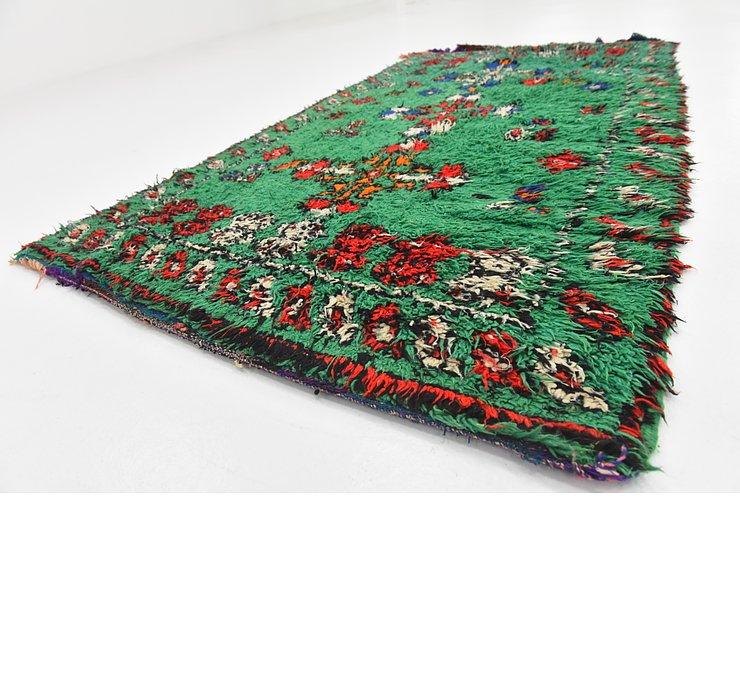 3' 6 x 6' 4 Moroccan Rug