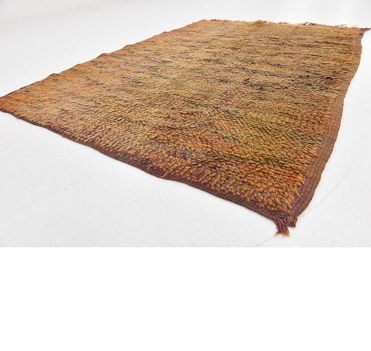 3' 10 x 4' 11 Moroccan Rug