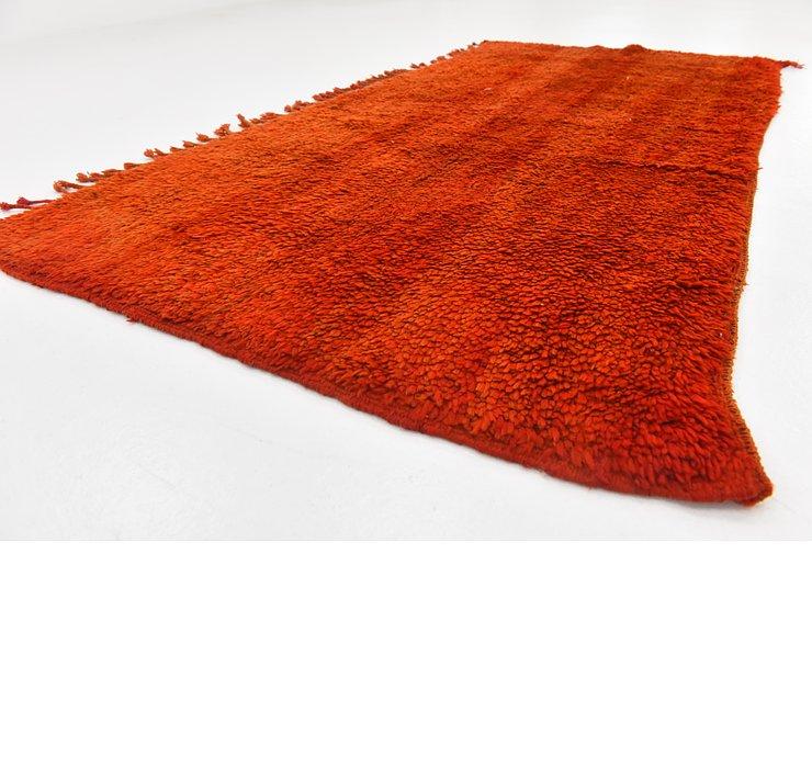 3' 4 x 5' 3 Moroccan Rug