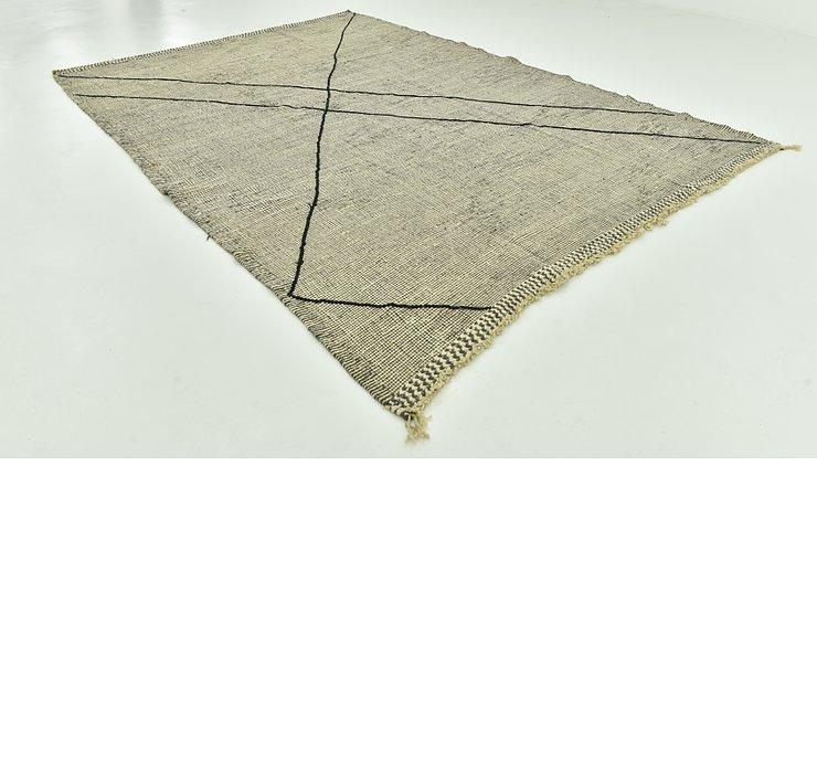 9' x 13' 2 Moroccan Rug