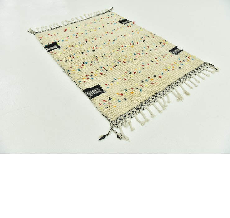 4' 4 x 6' Moroccan Rug