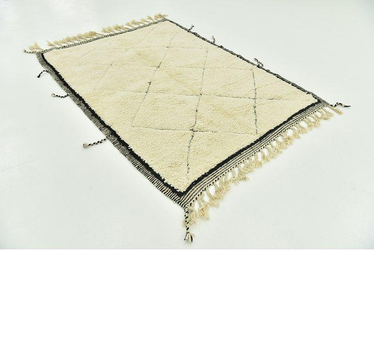 5' 1 x 7' Moroccan Rug