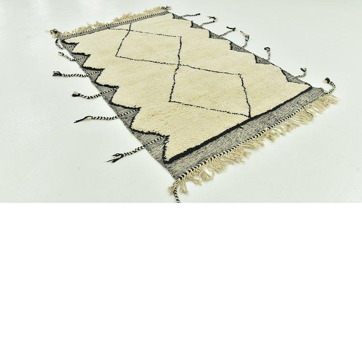 5' 2 x 8' Moroccan Rug