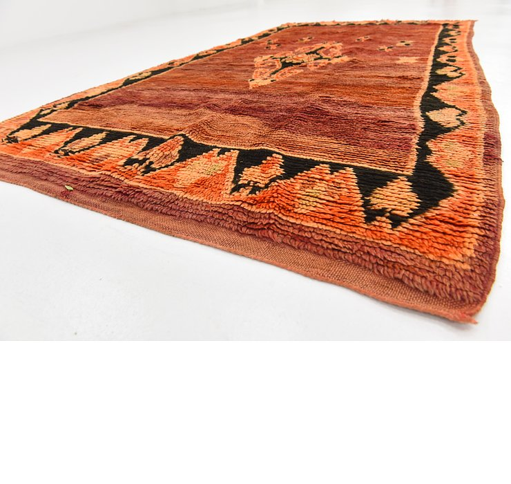 4' 1 x 7' 5 Moroccan Rug
