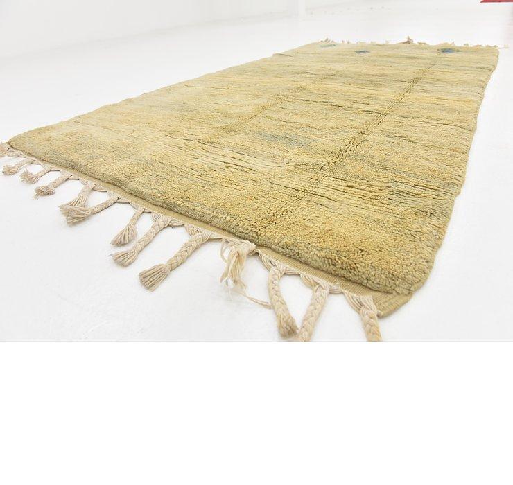 95cm x 188cm Moroccan Runner Rug