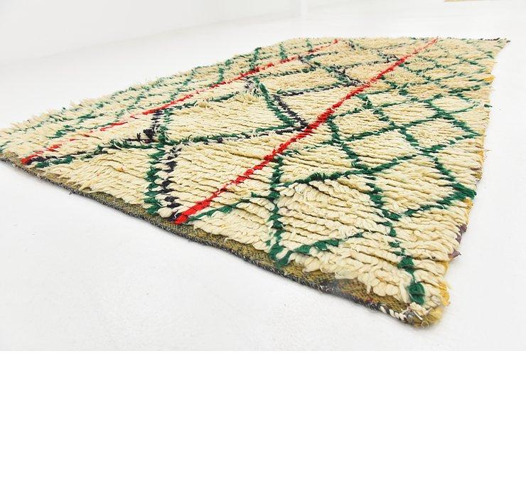 4' 8 x 7' 7 Moroccan Rug