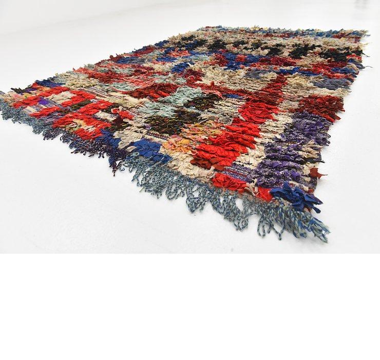 3' 9 x 5' 2 Moroccan Rug