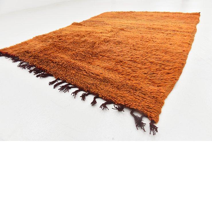 3' 10 x 5' 2 Moroccan Rug