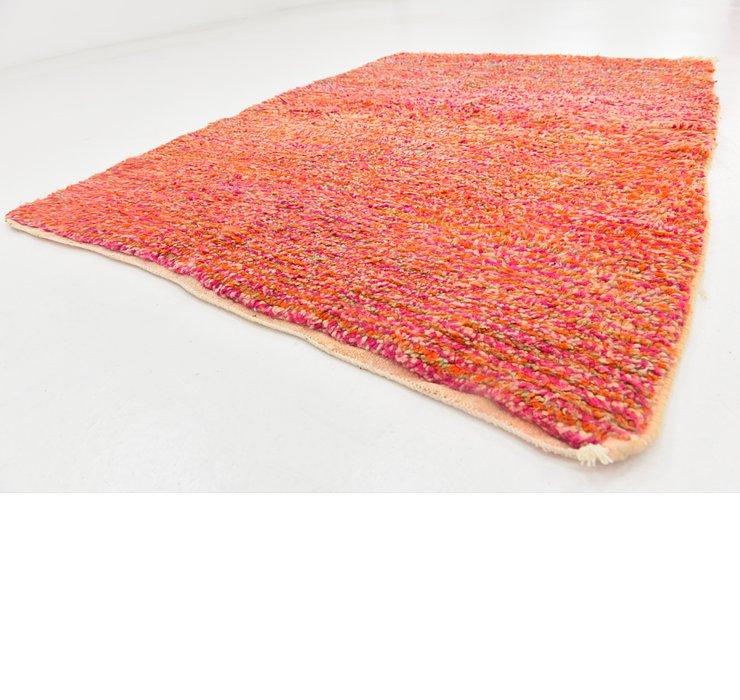 3' 7 x 4' 11 Moroccan Rug