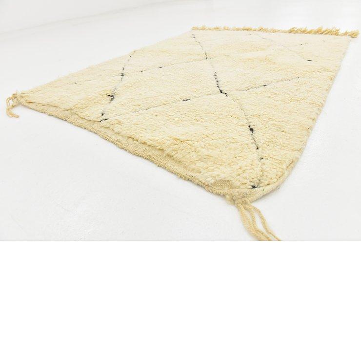 3' 6 x 4' 7 Moroccan Rug
