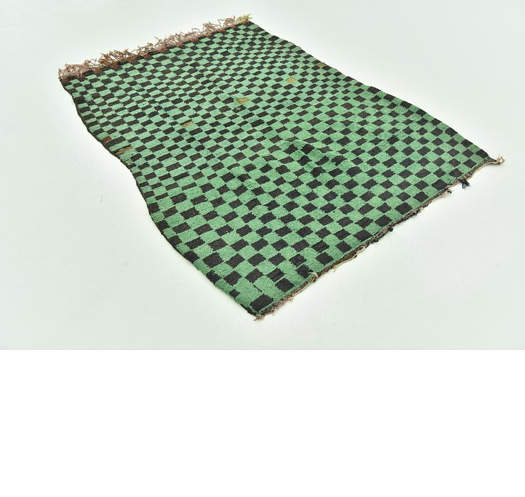 3' 10 x 4' 10 Moroccan Rug