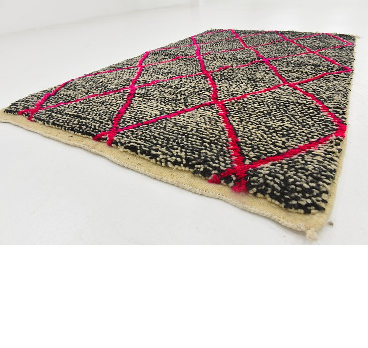 3' 3 x 5' 3 Moroccan Rug