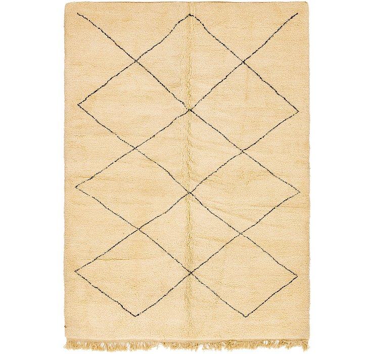 8' 8 x 11' 9 Moroccan Rug