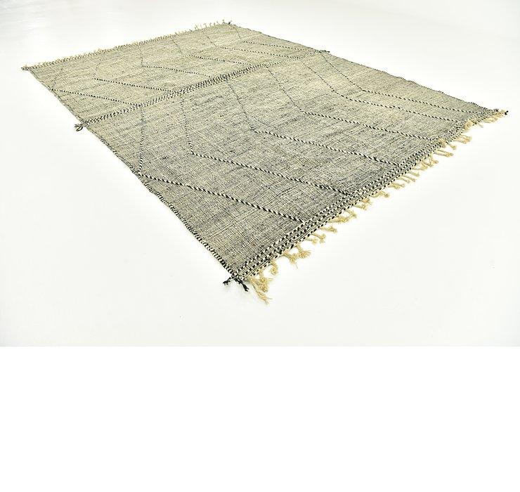 8' 11 x 12' 3 Moroccan Rug