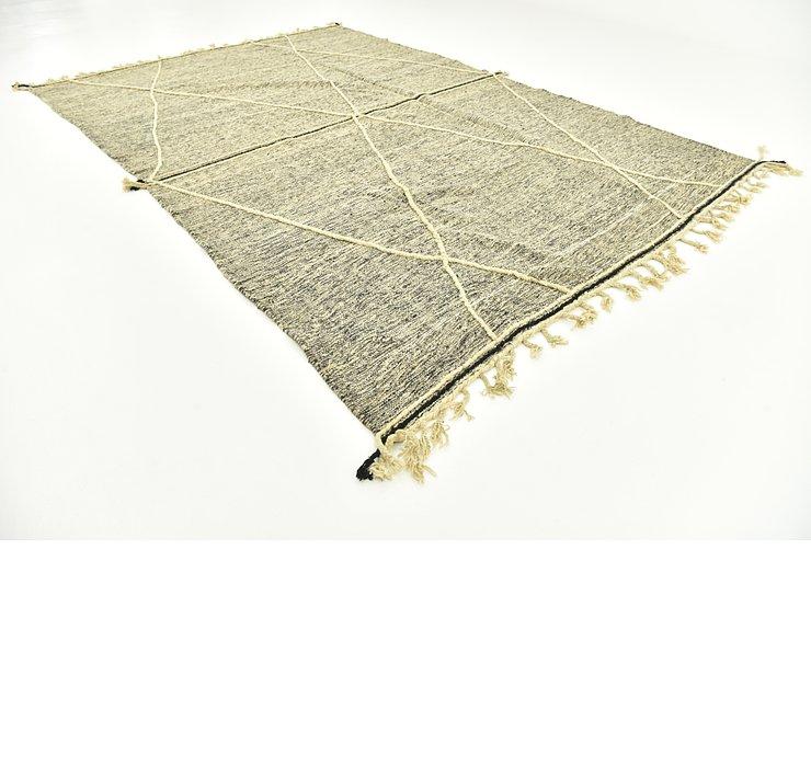 9' 2 x 13' 1 Moroccan Rug