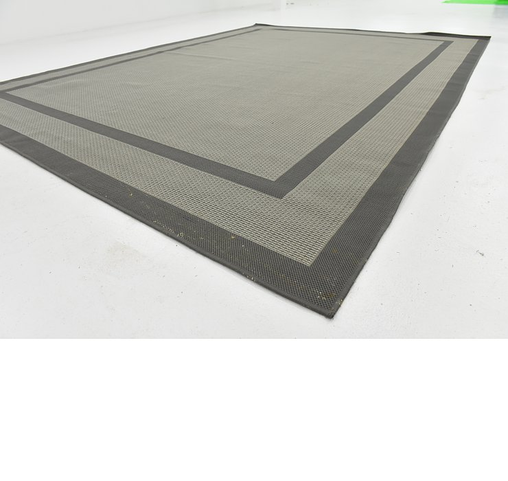 9' x 12' Outdoor Border Rug