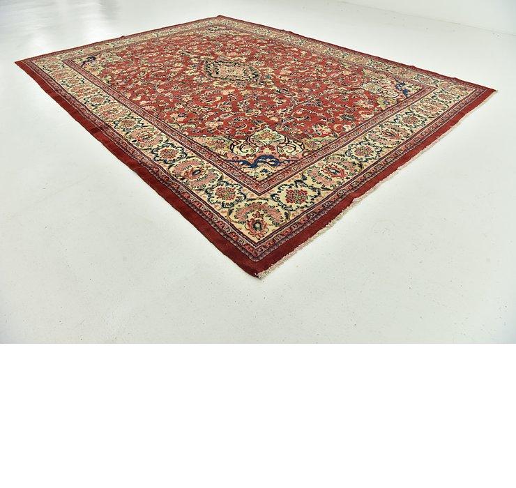 10' 5 x 14' Meshkabad Persian Rug