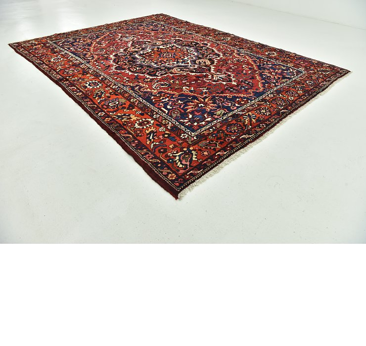 9' 10 x 12' 10 Bakhtiar Persian Rug