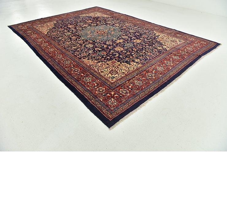 9' 10 x 13' 6 Sarough Persian Rug
