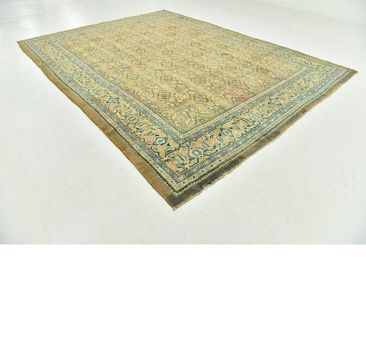 9' 9 x 13' Farahan Persian Rug