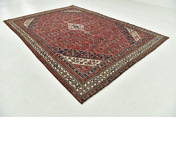 8' 5 x 11' 10 Hossainabad Persian Rug