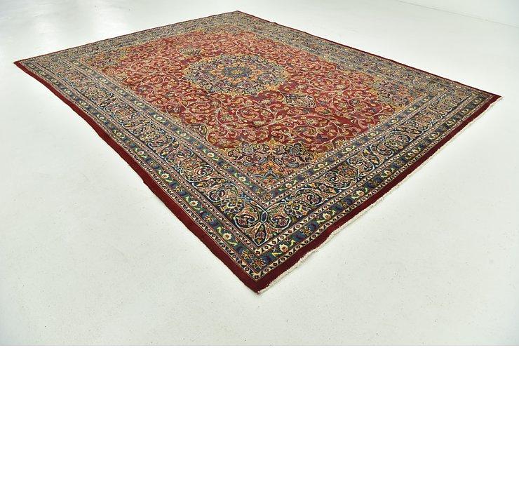 9' 5 x 12' 3 Mashad Persian Rug