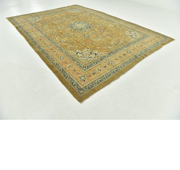 9' x 12' 9 Mahal Persian Rug