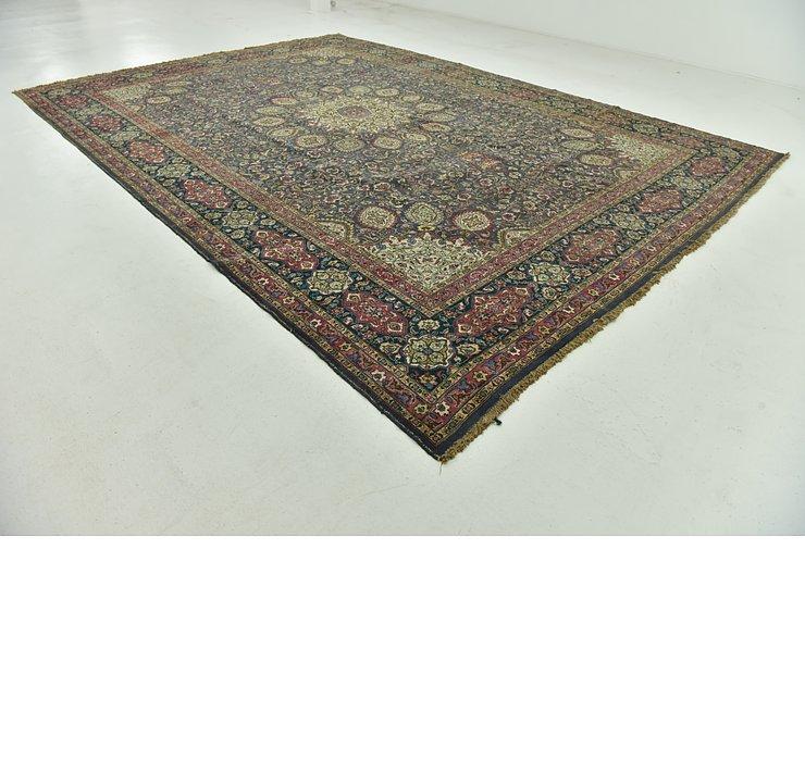 11' 9 x 16' 2 Tabriz Persian Rug