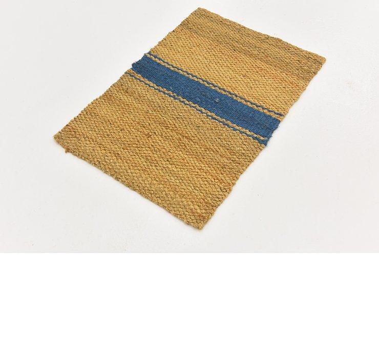 2' x 3' Braided Jute Rug