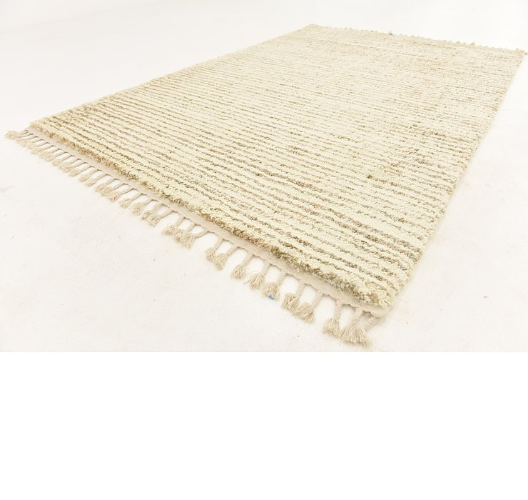 5' 3 x 7' 7 Marrakesh Shag Rug