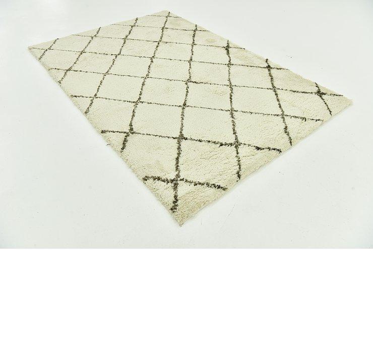 5' 3 x 7' 8 Marrakesh Shag Rug
