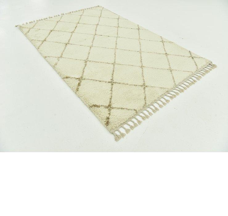 5' 3 x 7' 9 Marrakesh Shag Rug