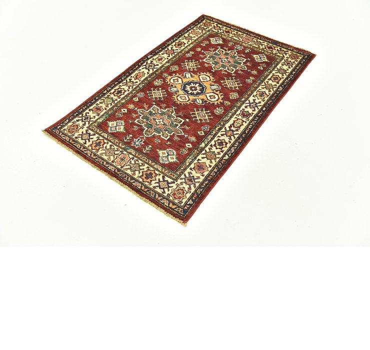 2' 7 x 4' 4 Kazak Oriental Rug