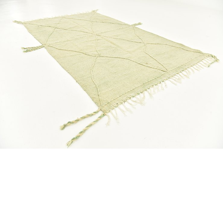5' 1 x 8' 6 Moroccan Rug