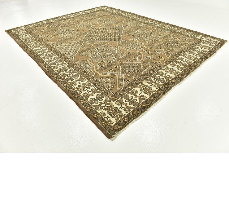 9' 10 x 12' 6 Ferdos Persian Rug