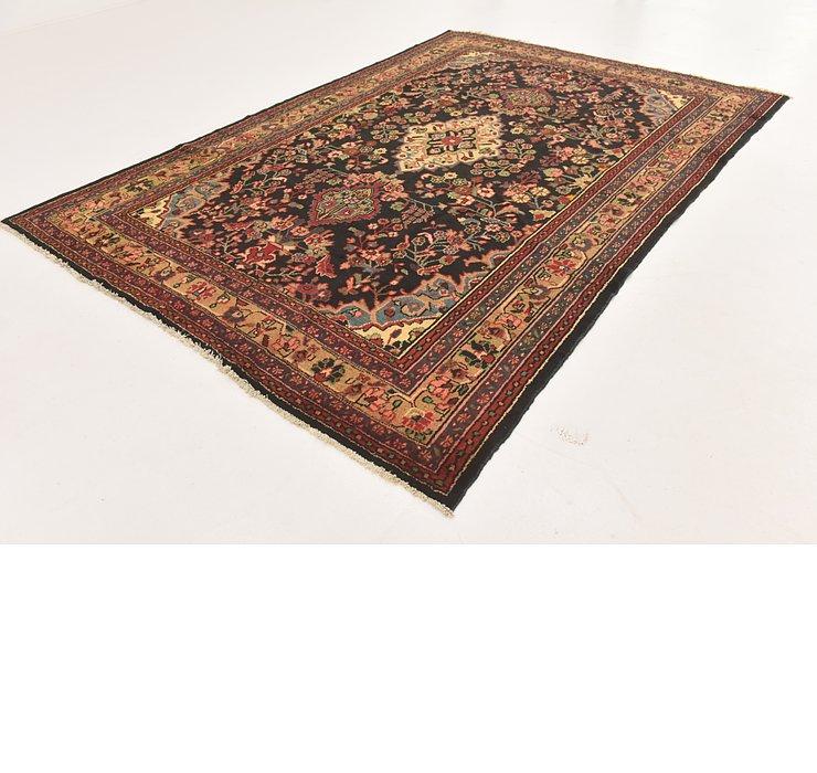 7' 1 x 9' 11 Hamedan Persian Rug