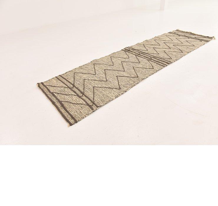 2' 9 x 10' Moroccan Runner Rug