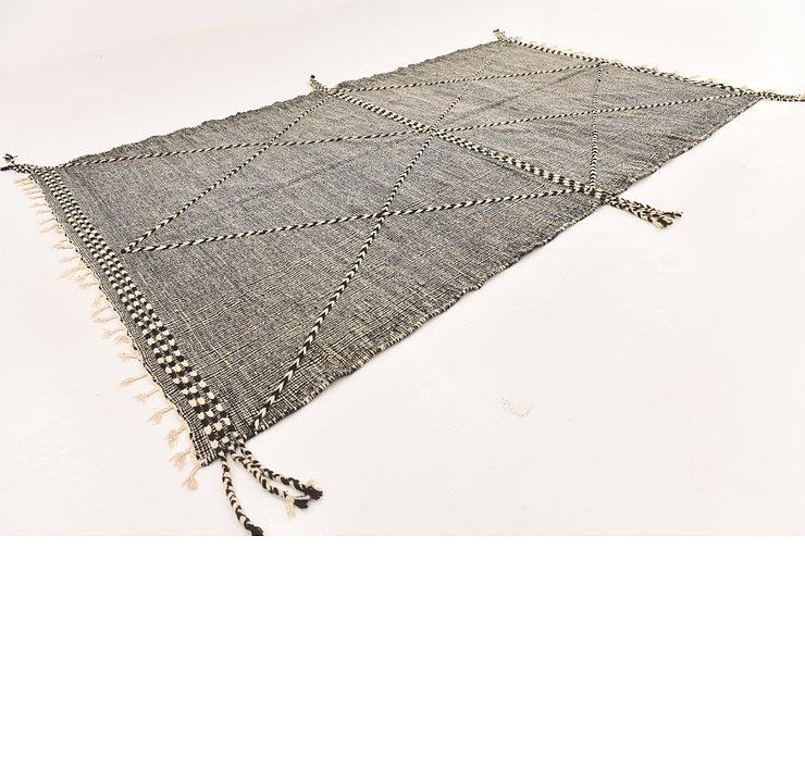 6' 10 x 11' 6 Moroccan Rug