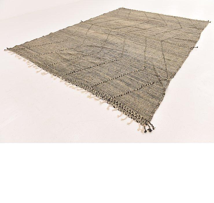 9' 1 x 12' 9 Moroccan Rug