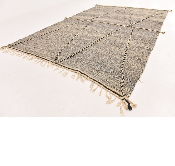 9' 3 x 13' 6 Moroccan Rug