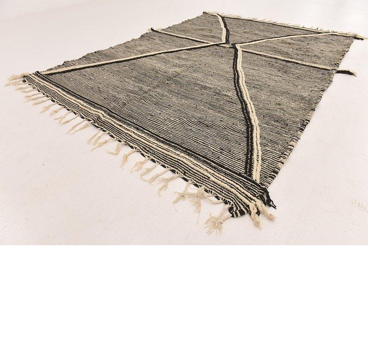 6' 5 x 8' 8 Moroccan Rug