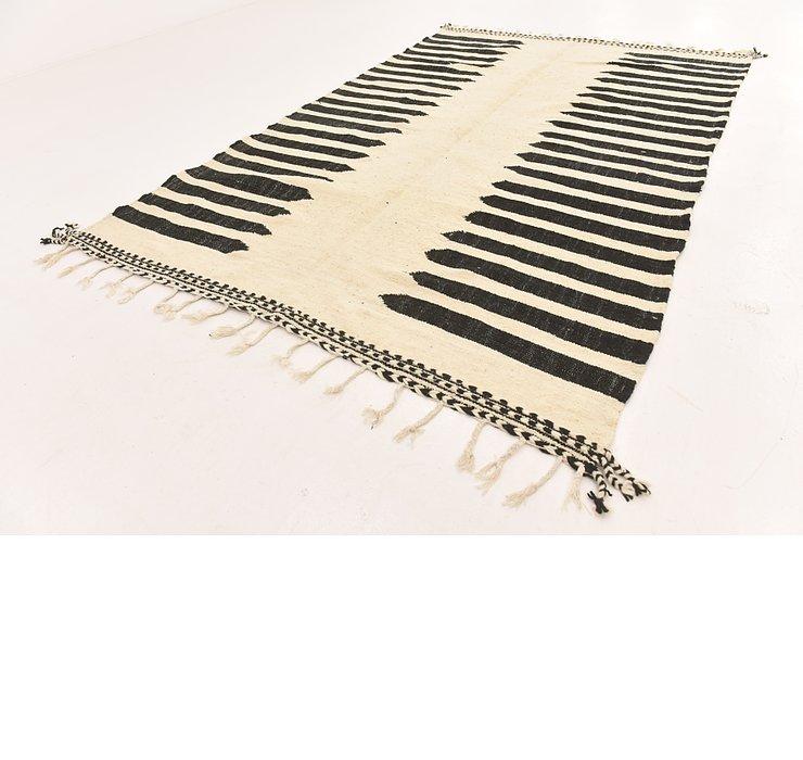 7' x 10' 8 Moroccan Rug