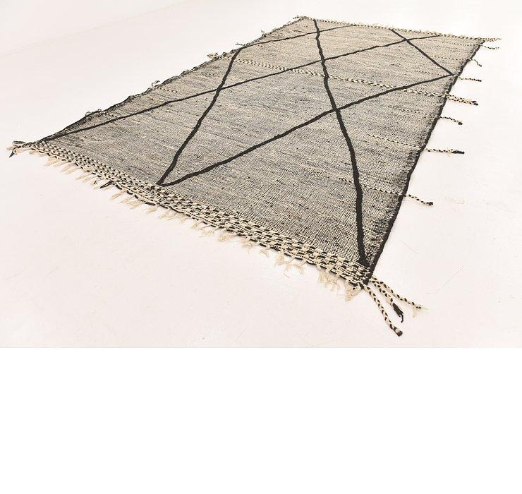 7' 6 x 12' 7 Moroccan Rug