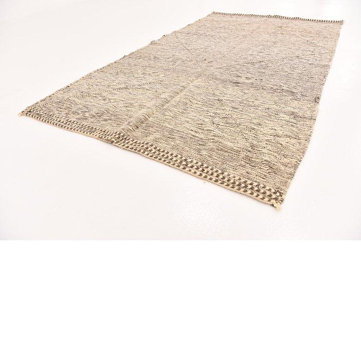 5' 4 x 9' 4 Moroccan Rug