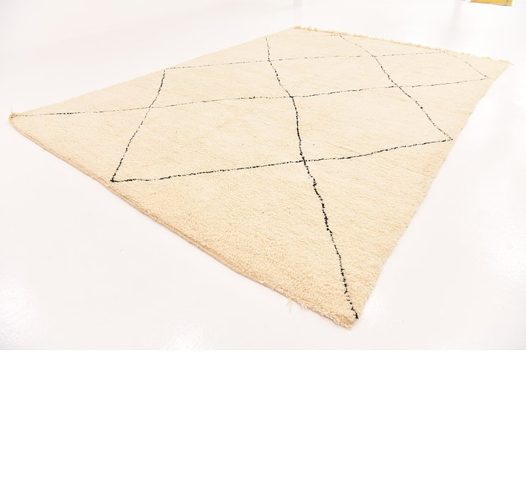 9' 5 x 13' 2 Moroccan Rug