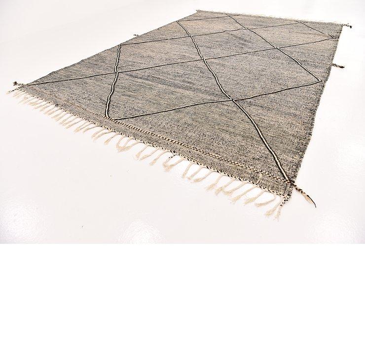 9' 5 x 13' 7 Moroccan Rug