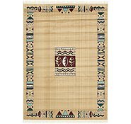 Link to 5' 4 x 7' 4 Reproduction Gabbeh Rug