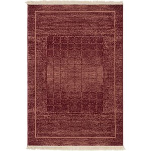 5' 3 x 7' 10 Reproduction Gabbeh Rug